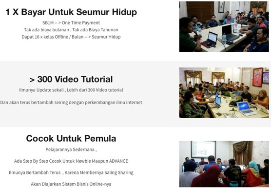 belajar online marketing freeclass di Bandung a