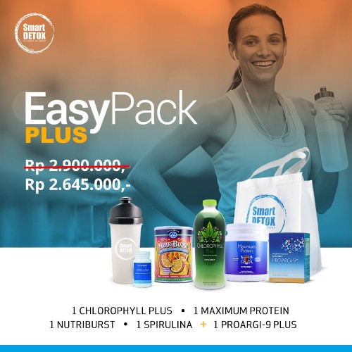 Paket Easy Pack Plus