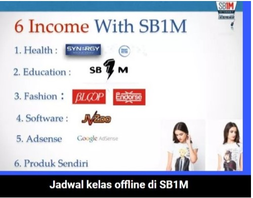 Income With SB1M