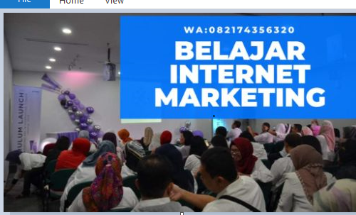Ikuti Workshop Internet Marketing di Komunitas Terbaik